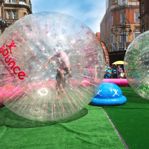 Experiential marketing in Leeds